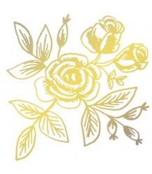 Tattly GOLD Floral Tattly GOLD Floral