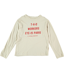 The Animals Observatory Postman - Soft Worker Long Tshirt Shirt The Animals Observatory Postman - Soft Worker Long Tshirt Shirt