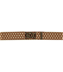 The Animals Observatory Belt - Diamonds Brown The Animals Observatory Belt - Diamonds Brown