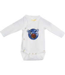 Mini Rodini Wrap Body BEAR Mini Rodini Wrap Body BEAR blue