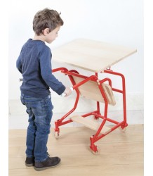 Leçons de Choses Foldable Handlebar Desk - LIMITED EDITION Lecons de Choses Inklapbaar Bureau Fietsstuur