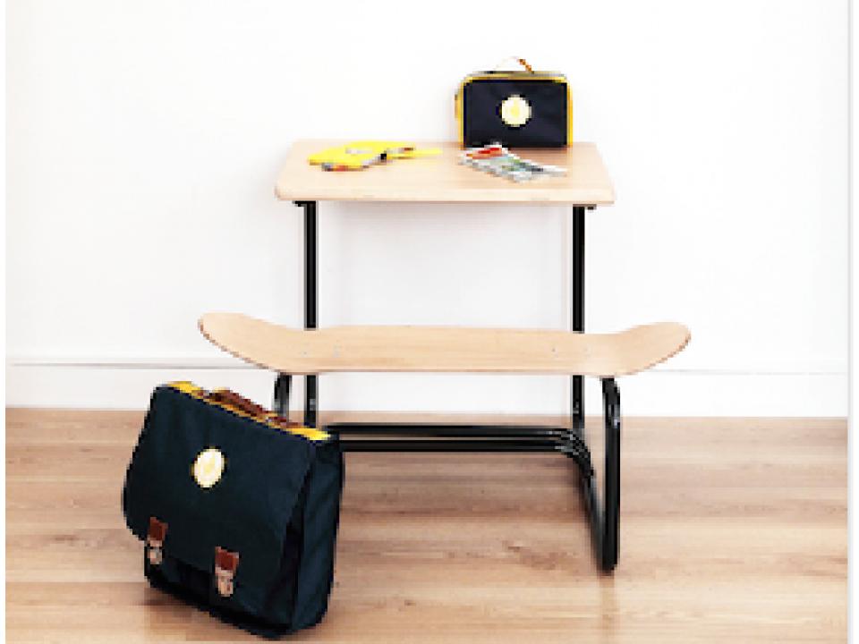 Leons de Choses Skateboard Desk