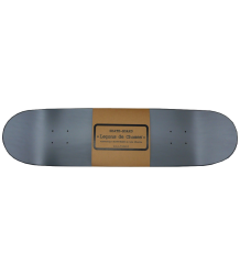 Leçons de Choses Skateboard Bookshelf Lecons de Choses Skateboard Boekenplank grijs