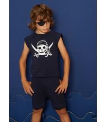 Yporqué Pirat Vest Sweat Yporque Pirat Vest Sweat