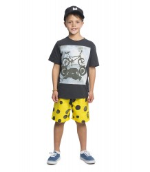 Munster Kids Faces Boardshorts Munster Kids Faces Boardshorts