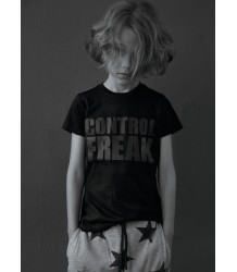 Nununu CONTROL FREAK T-shirt Nununu CONTROL FREAK T-shirt black