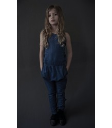 Nununu Denim Long Romper Nununu Denim Long Romper