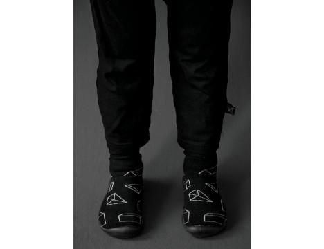 Nununu Collegien Slippers GEOMETRIC