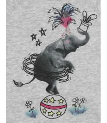Stella McCartney Kids Billy Baby Sweater ELEPHANT Stella McCartney Kids Billy Baby Sweater OLIFANT