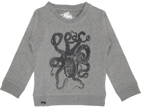 Lion of Leisure Sweatshirt OCTOPUS