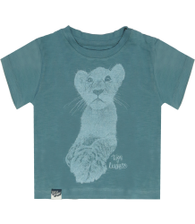 Lion of Leisure Baby T-shirt LION CUB Lion of Leisure Baby T-shirt LION CUB