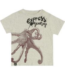 Lion of Leisure T-shirt OCTOPUS Lion of Leisure T-shirt Octopus