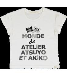Lara Tee - Monde Atsuyo et Akiko Lara Tee - Monde