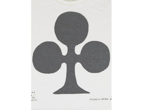 Atsuyo et Akiko Lara Tee - Carte Clover