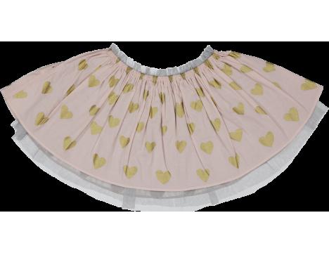 Atsuyo et Akiko Carte Skirt