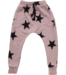 Nununu Baggy Pants STAR Nununu Baggy Pants STAR soft pink