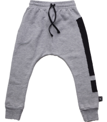 Nununu Baggy Pants EXCLAMATION Nununu Baggy Pants EXCLAMATION grey melange