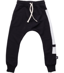 Nununu Baggy Pants EXCLAMATION Nununu Baggy Pants EXCLAMATION black