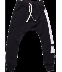 Nununu Baggy Pants EXCLAMATION Nununu Baggy Pants EXCLAMATION black