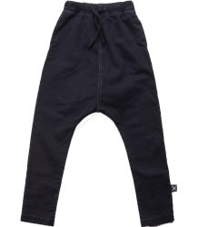Nununu Denim Baggy Pants Nununu Denim Baggy Pants black