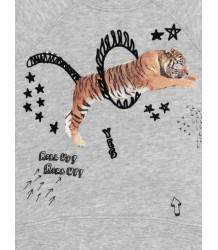 Stella McCartney Kids Billy Baby Sweater TIJGER Stella McCartney Kids Billy Baby Sweater WHATEVER TIGER