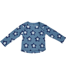 Stella McCartney Kids Buster T-shirt STARS Stella McCartney Kids Buster T-shirt STERREN  blue
