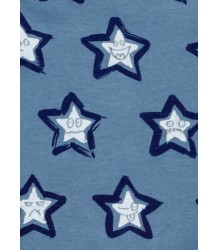 Stella McCartney Kids Buster T-shirt STARS Stella McCartney Kids Buster T-shirt STERREN