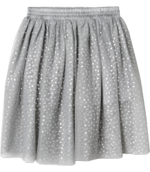 Stella McCartney Kids Amalie Skirt Stella McCartney Kids Amalie Skirt GREY