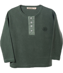 Bobo Choses T-shirt LS with Buttons THE ILLUSIONIST Bobo Choses T-shirt LS with Buttons THE ILLUSIONIST
