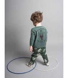 Bobo Choses Baby Baggy Pants HAND TRICK Bobo Choses Baby Baggy Pants HAND TRICK