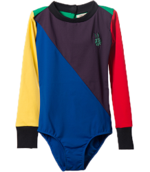 Bobo Choses Maillot / Gymnastic Suit MULTICOLOUR CUT Bobo Choses Maillot / Gymnastic Suit MULTICOLOUR CUT