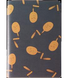 Bobo Choses Notebook SPOONS Bobo Choses Schrift SPOONS