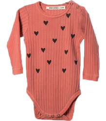 Bobo Choses Baby Body LS HARTJES Bobo Choses Baby Body LS HARTJES
