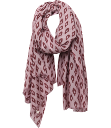 Ruby Tuesday Kids Wellie Scarf Miss Ruby Tuesday Wellie Sjaal merlot pink