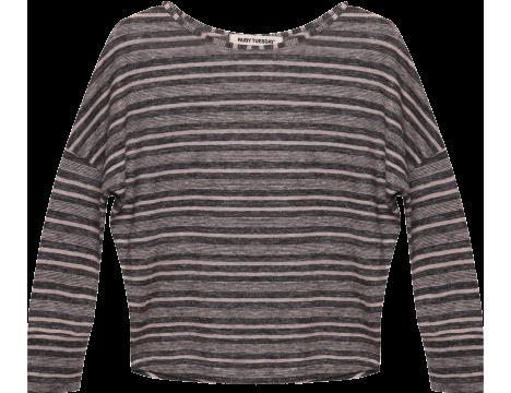 Ruby Tuesday Kids Buena Stripe T-shirt LS