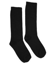 Gray Label Ribbed Socks Gray Label Ribbed Socks mustard - black