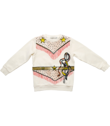 Stella McCartney Kids Betty Sweatshirt COWGIRL Stella McCartney Kids Betty Sweatshirt COWGIRL