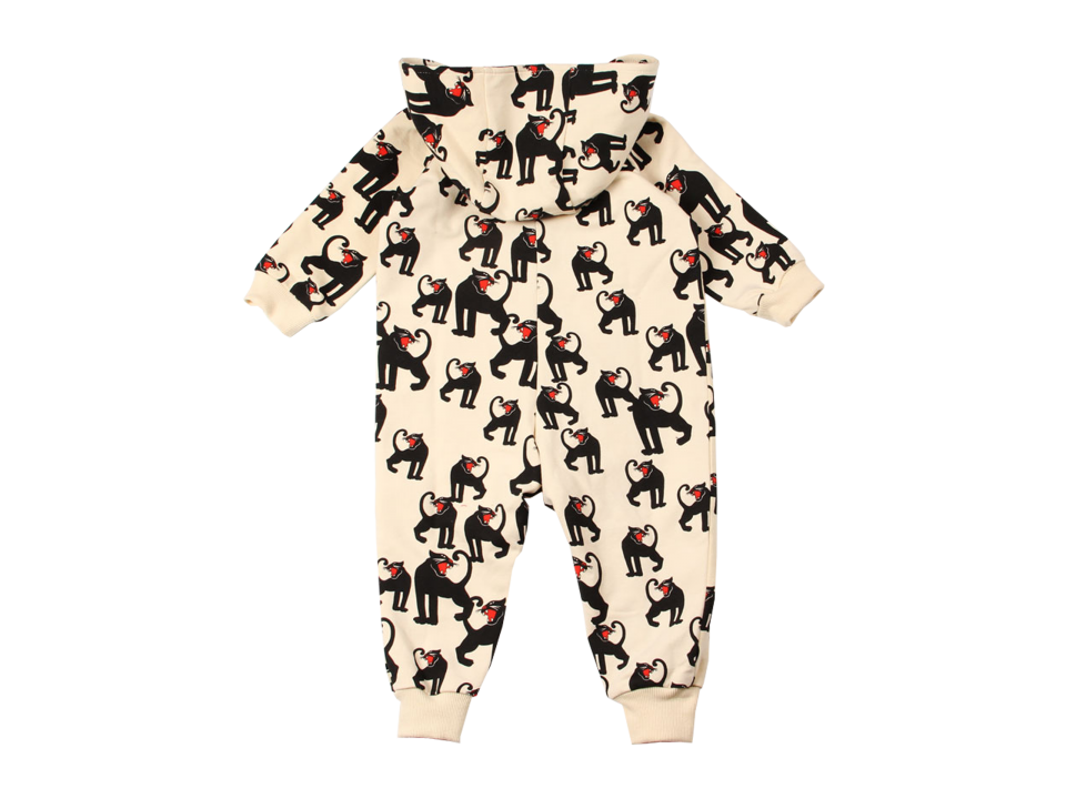 Cheap Buy Authentic Sale - Panther Hooded Jumpsuit - Mini Rodini Mini Rodini Latest Collections For Sale Discount With Paypal Visit za5jeo