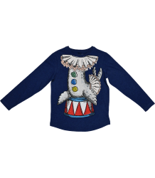 Stella McCartney Kids Barley LS T-shirt ZEEHOND Stella McCartney Kids Barley LS T-shirt ZEEHOND