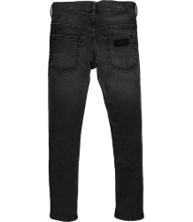 Finger in the Nose New Norton Jeans Finger in the Nose New Norton Jeans straight fit black denim