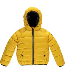 Finger in the Nose Snowskate Unisex Down Jacket Finger in the Nose Snowskate Unisex Down Jacket su  yellow