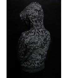 Finger in the Nose Hayden Zipper Hoody GRAFF Finger in the Nose Hayden Zipper Hoody GRAFFITI
