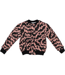 Caroline Bosmans Bugged Out Mix Bomber STAIN PINK Caroline Bosmans Bugged Out Mix Bomber STAIN PINK