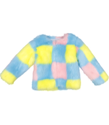 Caroline Bosmans Bugged Out Mix Jacket COLOR SQUARE Caroline Bosmans Bugged Out Mix Jacket COLOR SQUARE