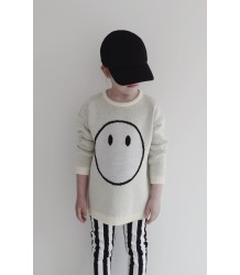 Caroline Bosmans Smells Like Children Pullover SMILEY Caroline Bosmans Smells Like Children SMILEY