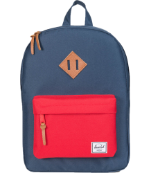 Herschel Heritage Youth Herschel Heritage Youth navy - red