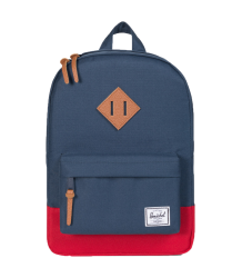 Herschel Heritage Backpack Kid Herschel Heritage Kid navy - red