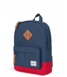 Herschel Heritage Kid Herschel Heritage Kid navy - red