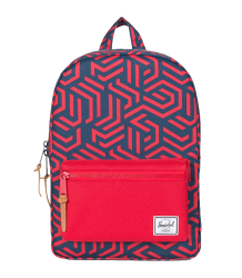 Herschel Settlement Kid Herschel Settlement Kid navy metric red