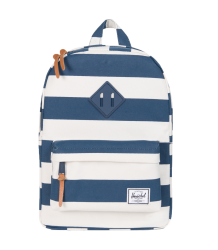Herschel Heritage Kid Herschel Heritage Kid blue and natural stripe